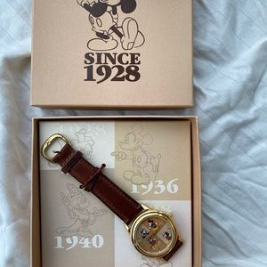 Disney 70th Anniversary of Mickey Mouse Watch